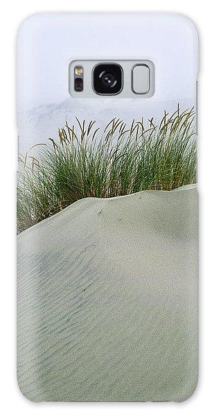 Beach Grass And Dunes Galaxy Case