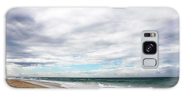 Beach Horizon - Surfer's Paradise Galaxy Case