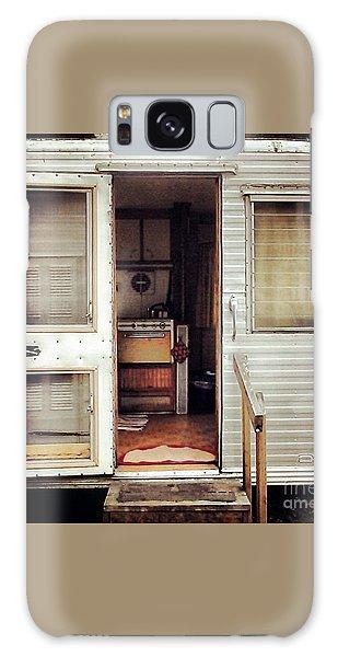 Camping Trailer Galaxy Case by Susan Parish
