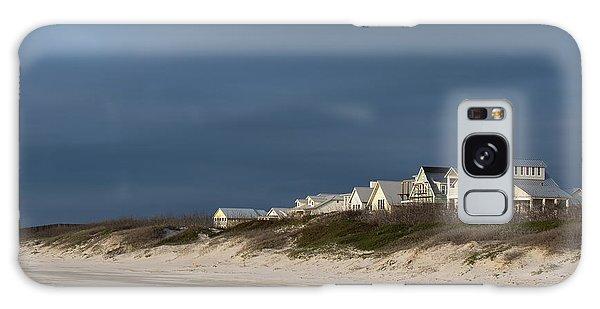 Beach Houses Galaxy Case