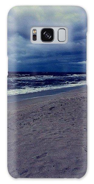 Galaxy Case - Beach by Kristina Lebron