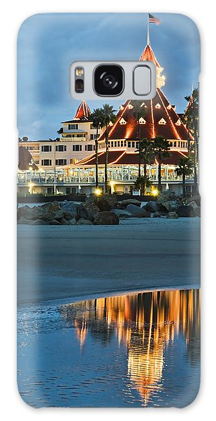Beach Lights Galaxy Case