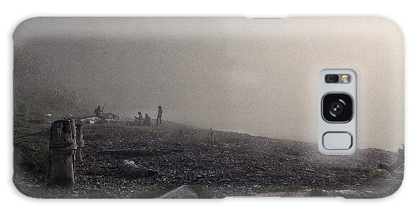 Beach Mist  Galaxy Case