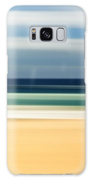 Blue Galaxy Case - Beach Pastels by Az Jackson