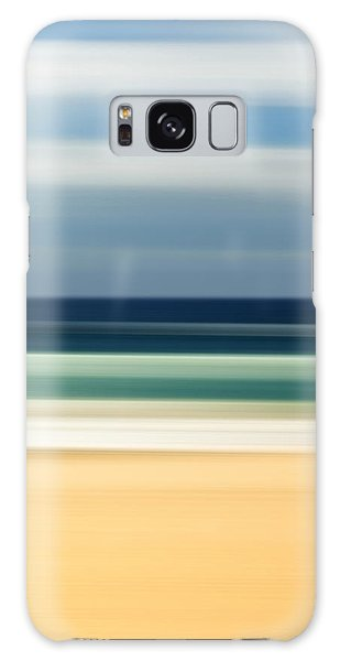 Long Exposure Galaxy Case - Beach Pastels by Az Jackson