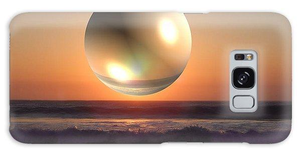 Beach Planet Series Iv Galaxy Case by Beto Machado