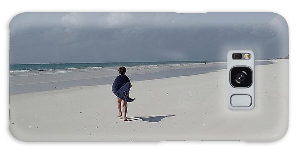 Beach Run Galaxy Case