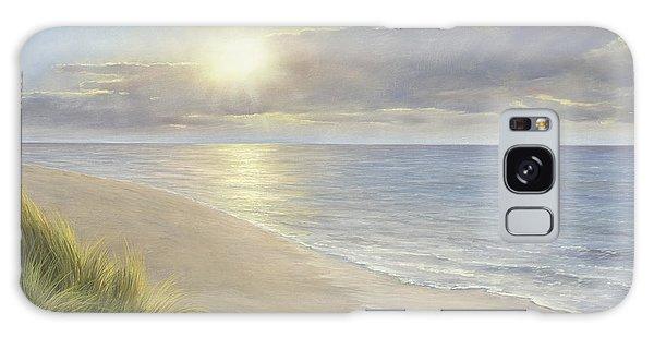 Beach Serenity Galaxy Case