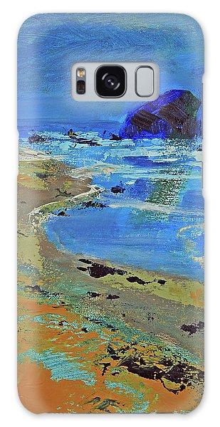 Beach Solitude Galaxy Case