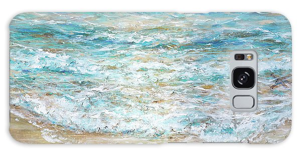 Beach Tide Galaxy Case