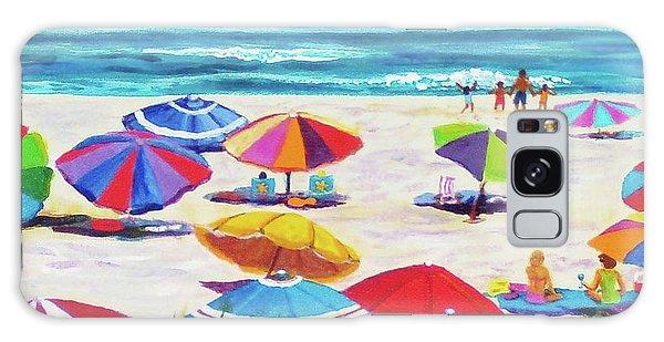 Umbrellas 2 Galaxy Case