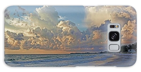 Beach Walk Galaxy Case by HH Photography of Florida