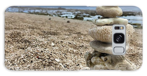 Beach Zen Galaxy Case