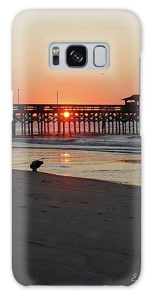 Beachcomber Galaxy Case by Gordon Mooneyhan