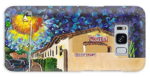 Beachcomber Motel Galaxy Case