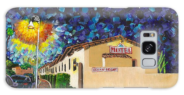 Beachcomber Motel Galaxy Case
