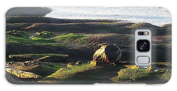 Beachcomber's Gold Galaxy Case by Anne Havard