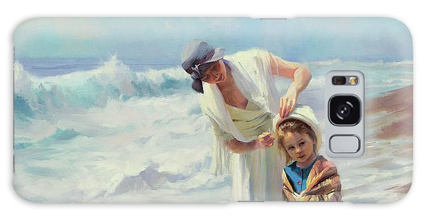 Waves Galaxy Case - Beachside Diversions by Steve Henderson