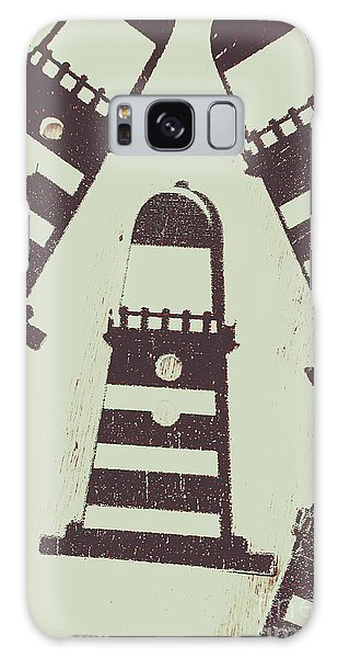 Navigation Galaxy Case - Beacon Buttons by Jorgo Photography - Wall Art Gallery