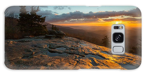 Beacon Heights Blue Ridge Park Way Galaxy Case