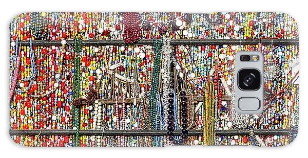 Beads In A Window Galaxy Case