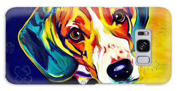 Beagle - Bailey Galaxy Case
