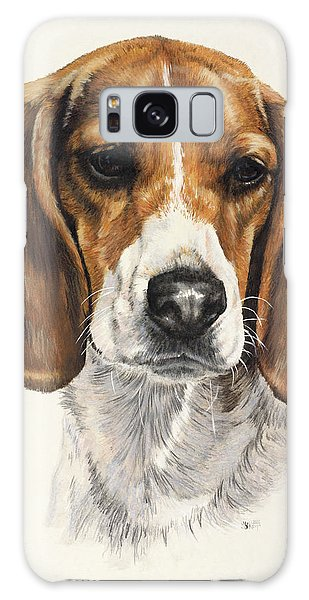 Beagle Galaxy Case by Barbara Keith