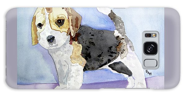 Beagle Pup Galaxy Case