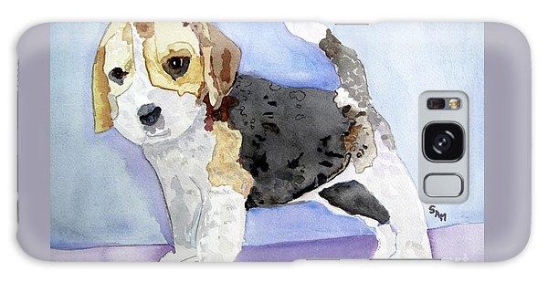 Beagle Pup Galaxy Case