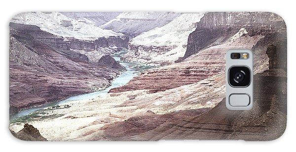 Beamer Trail Grand Canyon Galaxy Case
