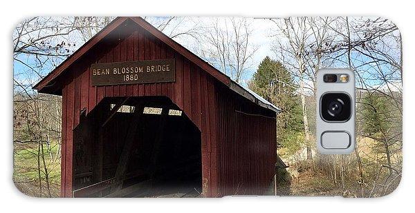 Bean Blossom Bridge, 1880 Galaxy Case
