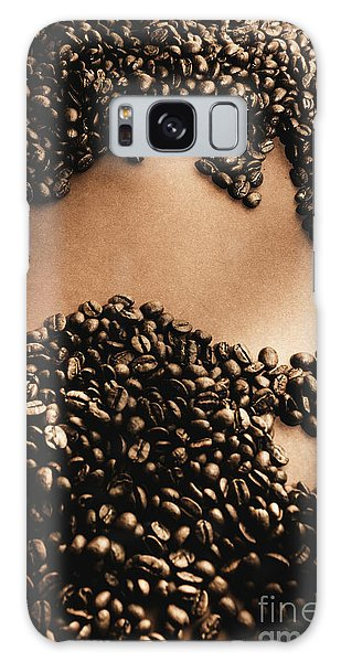 Made Galaxy Case - Bean To Australia by Jorgo Photography - Wall Art Gallery