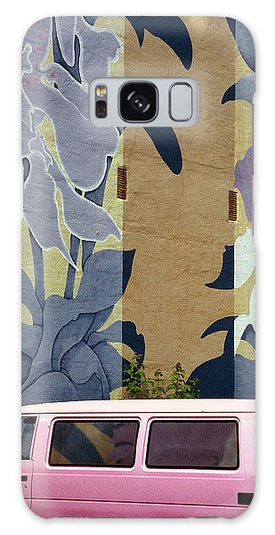 Galaxy Case featuring the photograph Beanstalk by Kenneth Campbell