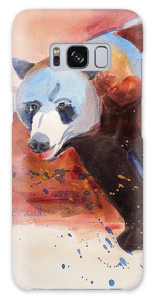 Bear Family Outing Galaxy Case by Kathy Braud