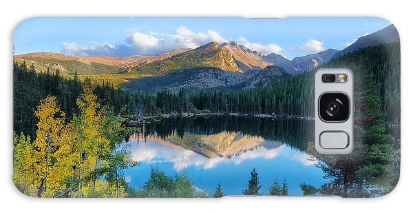 Bear Lake Reflection Galaxy Case