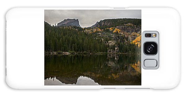 Bear Lake  Rocky Mountain National Park Galaxy Case