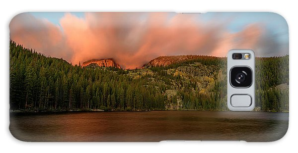 Bear Lake's Hallett Peak #1 Galaxy Case