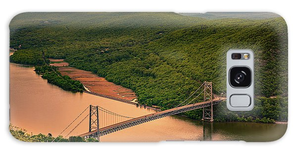 Bear Mountain Bridge Galaxy Case