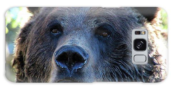 Bear On Grouse Galaxy Case