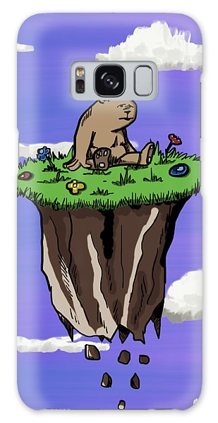 Bear Rock Galaxy Case