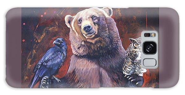 Bear The Arbitrator Galaxy Case