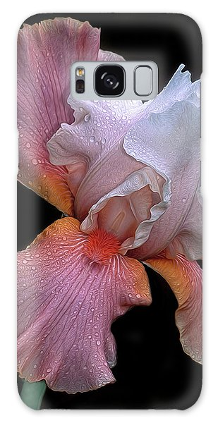 Bearded Iris Galaxy Case