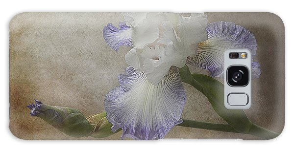 Bearded Iris Galaxy Case by Patti Deters