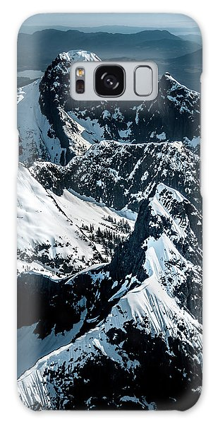 Beartooth Mountain Bc Galaxy Case