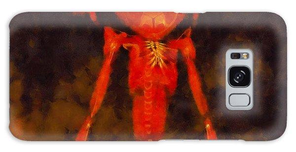 Strange Galaxy Case - Beast Of Hell by Esoterica Art Agency