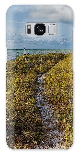 Beaten Path Galaxy Case by Swank Photography