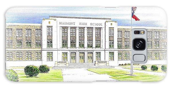 Beaumont High School Galaxy Case