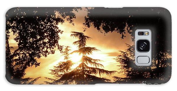 Beaumont Sunset Galaxy Case