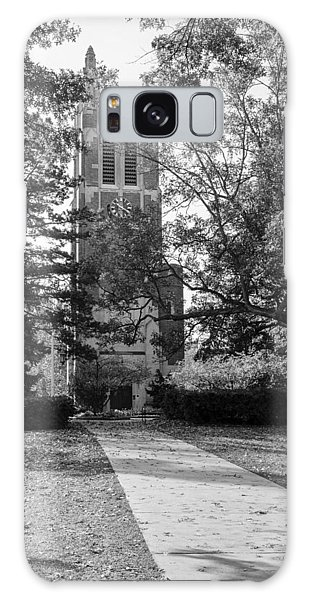 Beaumont Tower Galaxy Case by Larry Carr