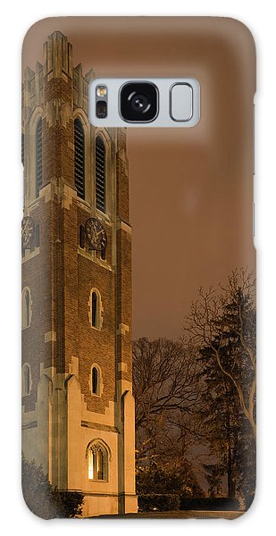 Beaumont Tower Galaxy Case